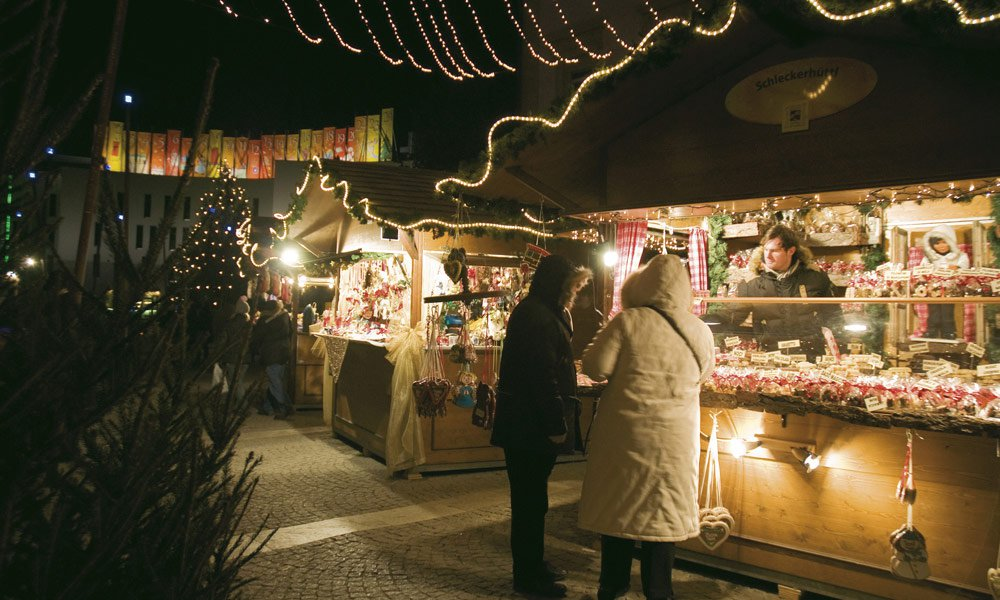 Charming Christmas markets nearby
