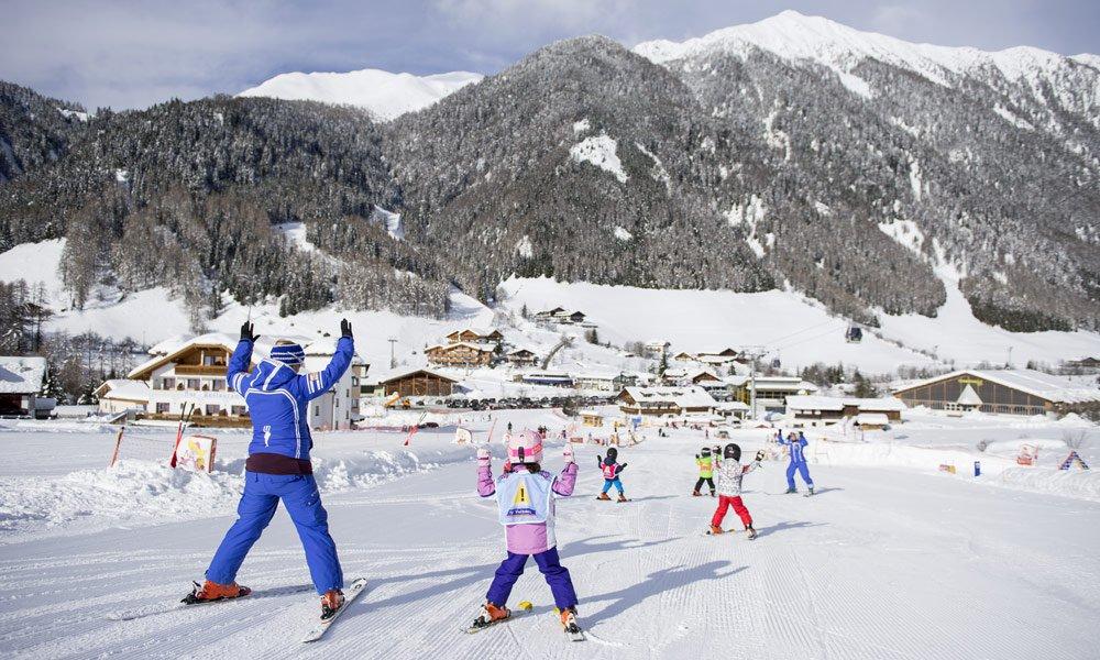 Phantastische Wintersport-Bedingungen