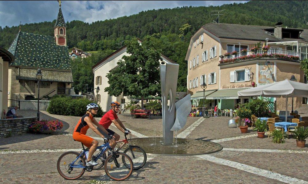 Urlaub in Mühlbach: Hier liegt das Tor zum Pustertal