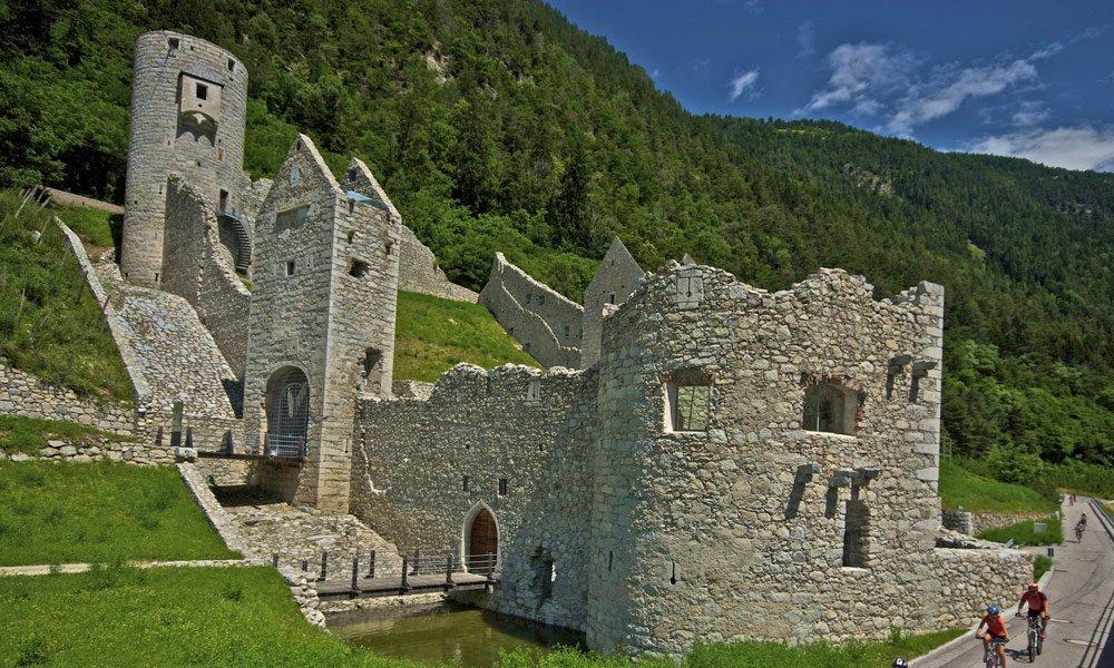 Ortskern aus dem Mittelalter