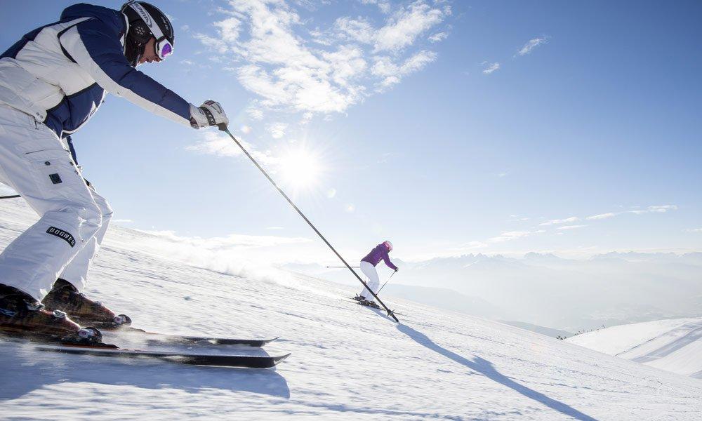 Skigebiet Gitschberg Jochtal: Die unwiderstehliche Einladung zum Skifahren in Meransen