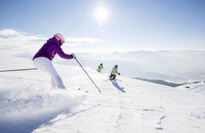 Skitouren Eisacktal – Südtirol: Hoch hinauf – rasant hinunter