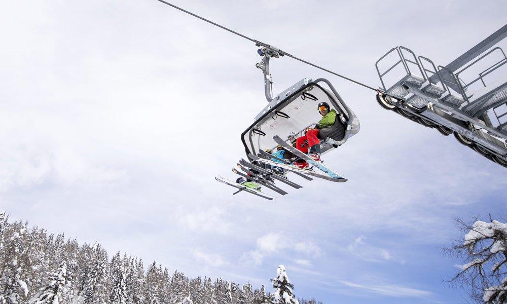 Skiurlaub in Meransen: Alles, was das Wintersportlerherz begehrt
