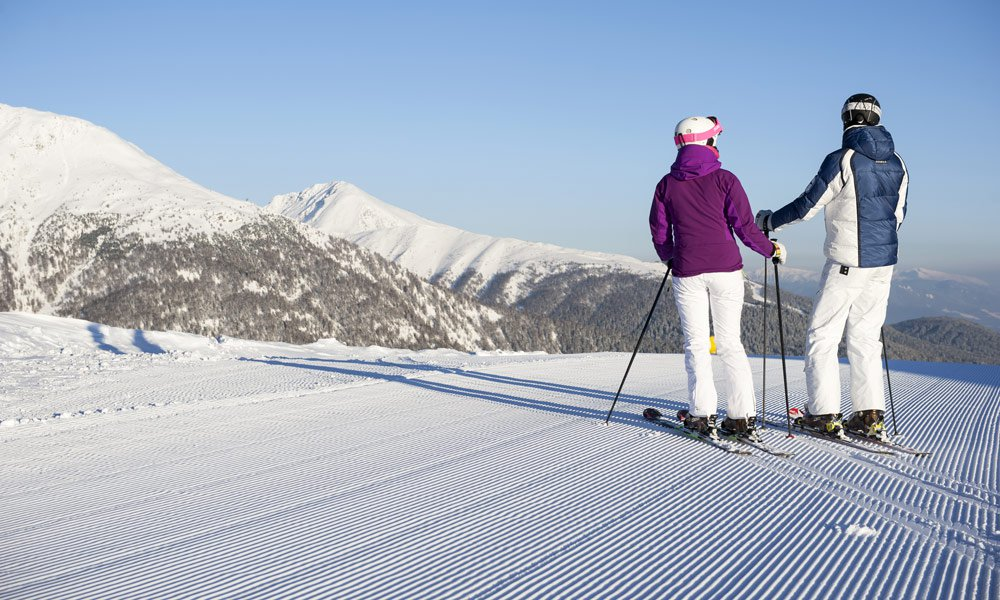 Cross-country skiing in the Isarco Valley: Every trail a new adventure