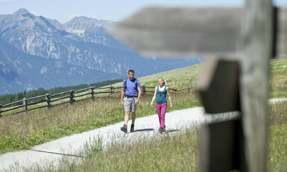 Your hiking hotel in South Tyrol: Put on your boots and go outside!