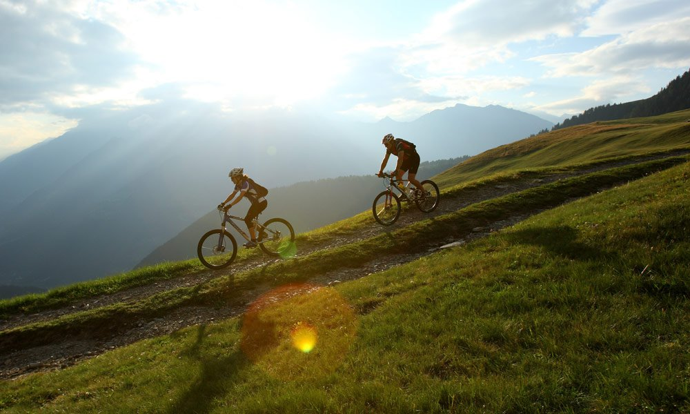 A premium mountain bike vacation: In our bike hotel in South Tyrol