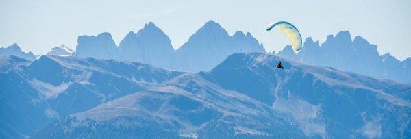 paragliting
